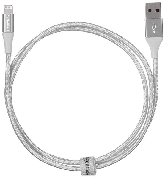 AmazonBasics Lightning to USB cable