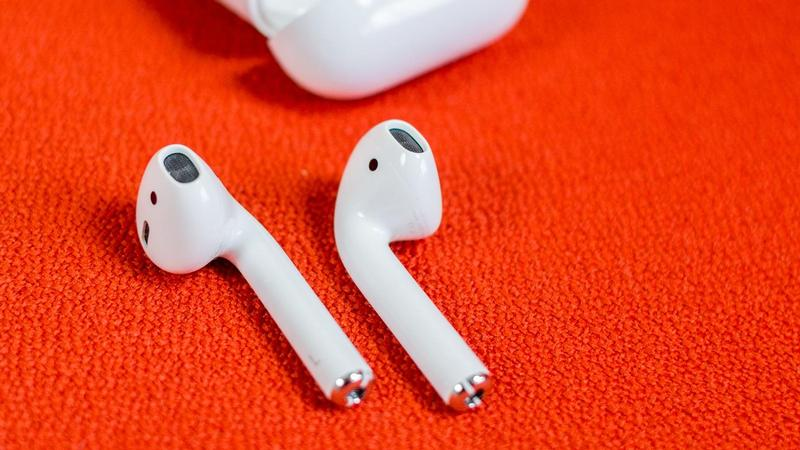 14. Control the volume of your AirPods