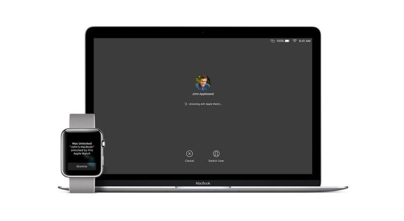 17. Use your Apple Watch to unlock your Mac