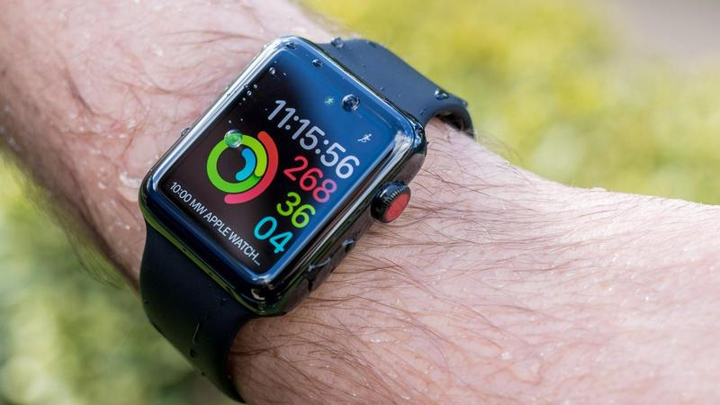 19. Use your Apple Watch to reach your fitness goals