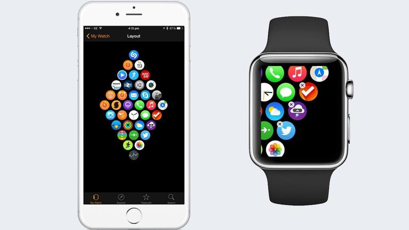 27. Organize your Apple Watch home screen