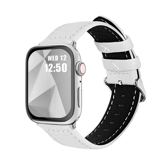 Fullmosa leather strap for Apple Watch