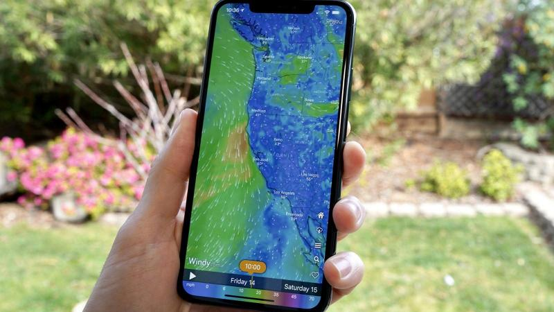 iphone weather apps principal